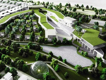 Dubai Sustainability City Phase 2 Awarded to Baharash Architecture