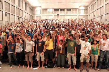 Istanbul: 500 Youth Activists Gather for Global Power Shift Summit