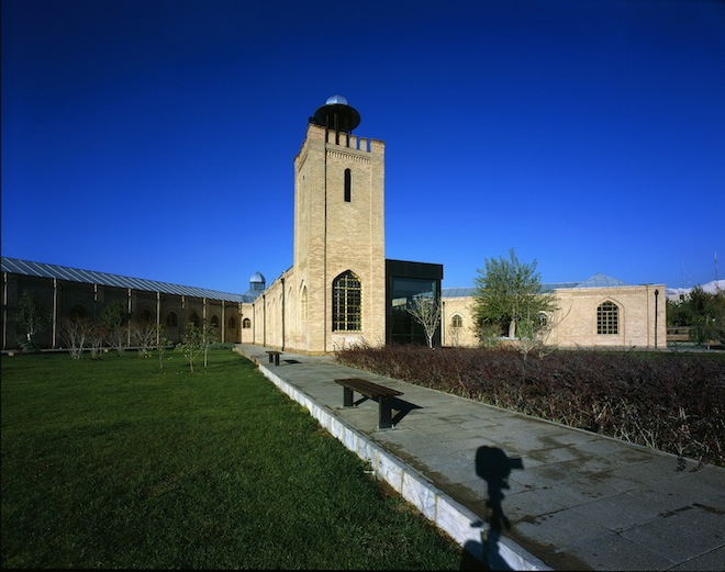 Qasr Garden Museum, Arash Mozafari, Experimental Branch of Architecture, Iranian Prison Renovation, Tehran,