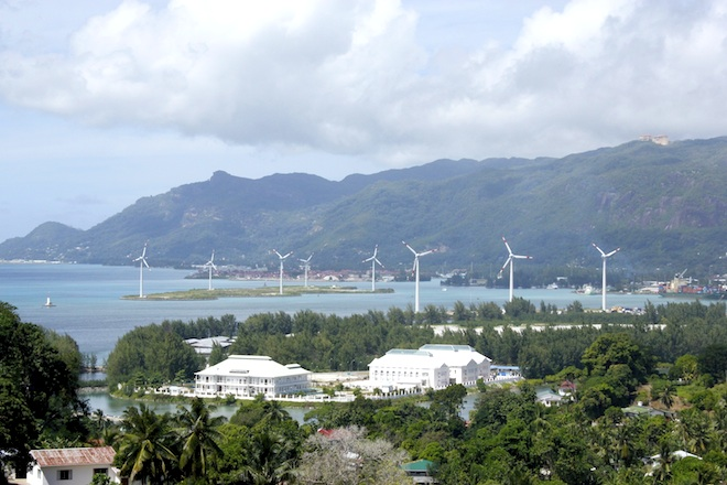 Masdar Launches the Seychelles' First Renewable Energy Plant