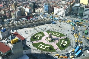All Quiet in Taksim Square, for Now