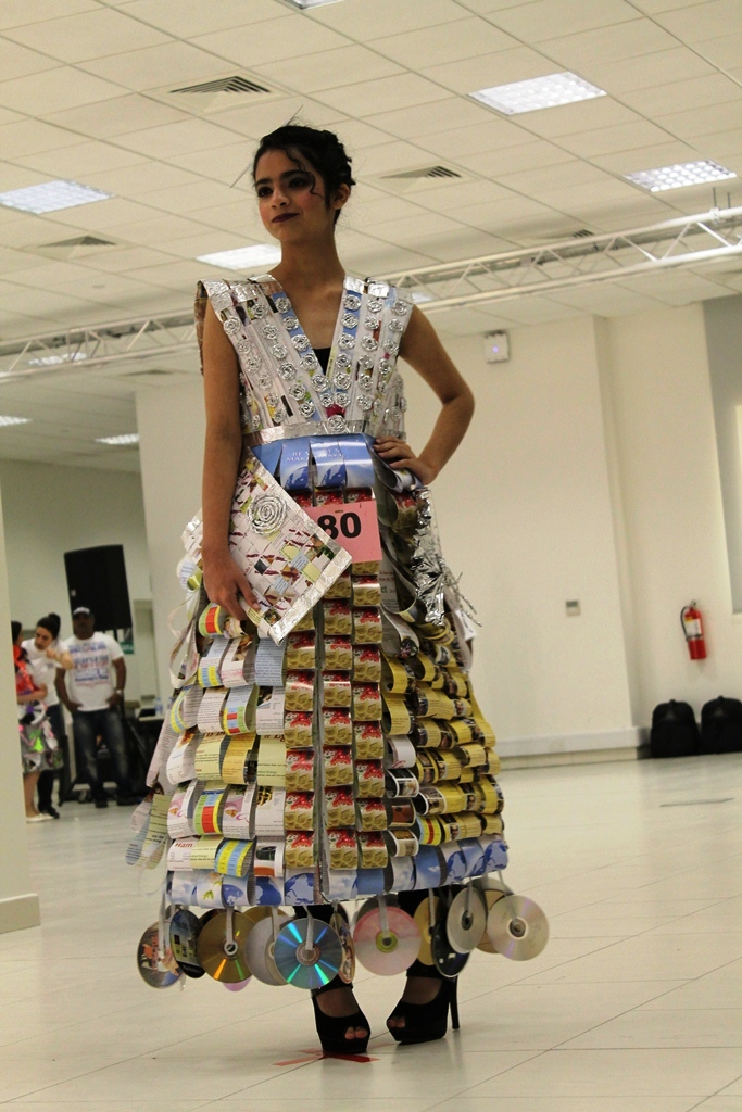 Winners of recycling design in qatar featured on world for Designers that use recycled materials