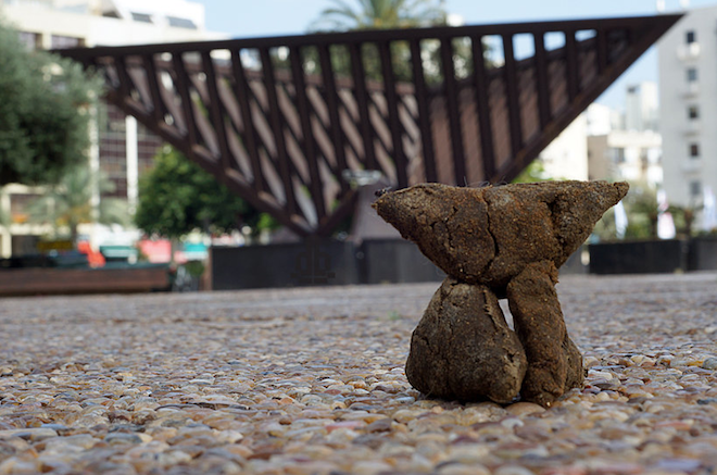 art, 3d printing, cleantech, design, bezalel academy, play with poop, yariv goldfarb