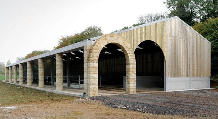 Shatwell Cow Shed