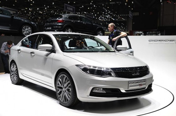 Qoros electric vehicle china and israel partner with usa for Lonne electric motors usa
