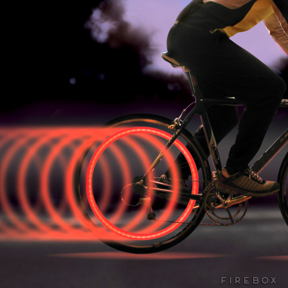 bike spoke light