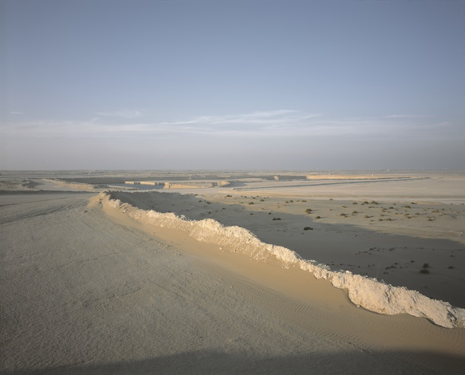 "The ""Arabian Canal"" is a Defunct Water Conduit in Dubai"