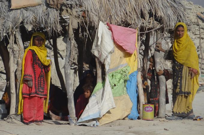 Balochistan, Pakistan, earthquake, emergency aid, relief work, insurgents, occupied territory