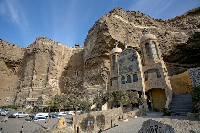 Cave Church, Mokkatam, Cairo, Egypt, Garbage City, Zabaleen, eco-tourism, travel, Egypt, Garbage City, Zabaleen