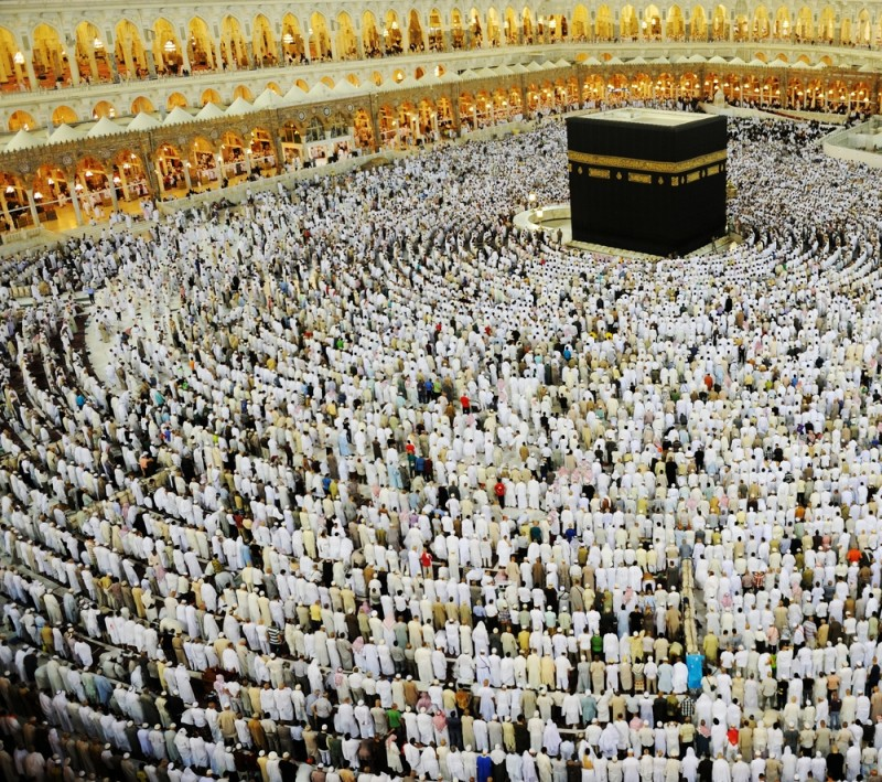 Insha'allah, All Good Pilgrims Survive Hajj Despite MERS Risk