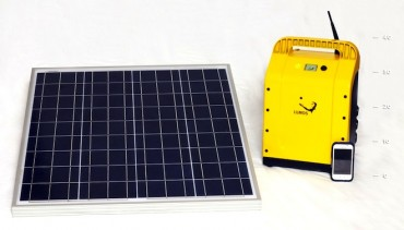 Nova Lumos Solar Lets People Pay With Phone and $20 Down