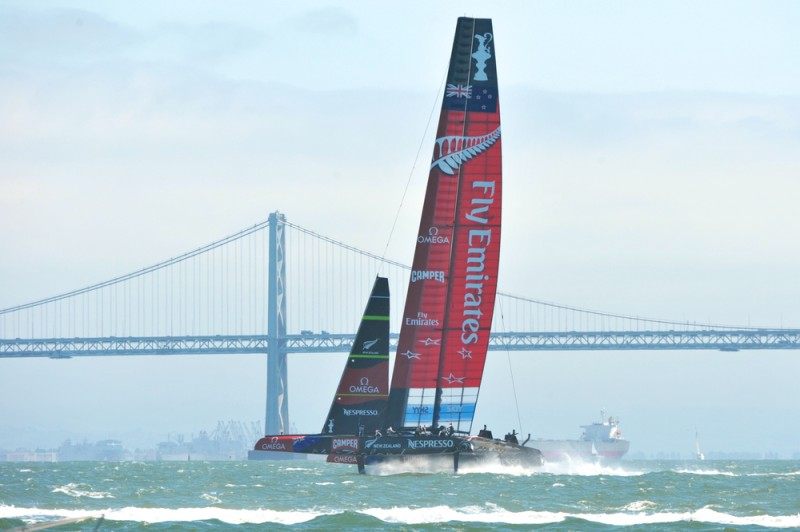 Flip America's Cup Loss Into an Environmental Win: Here's How