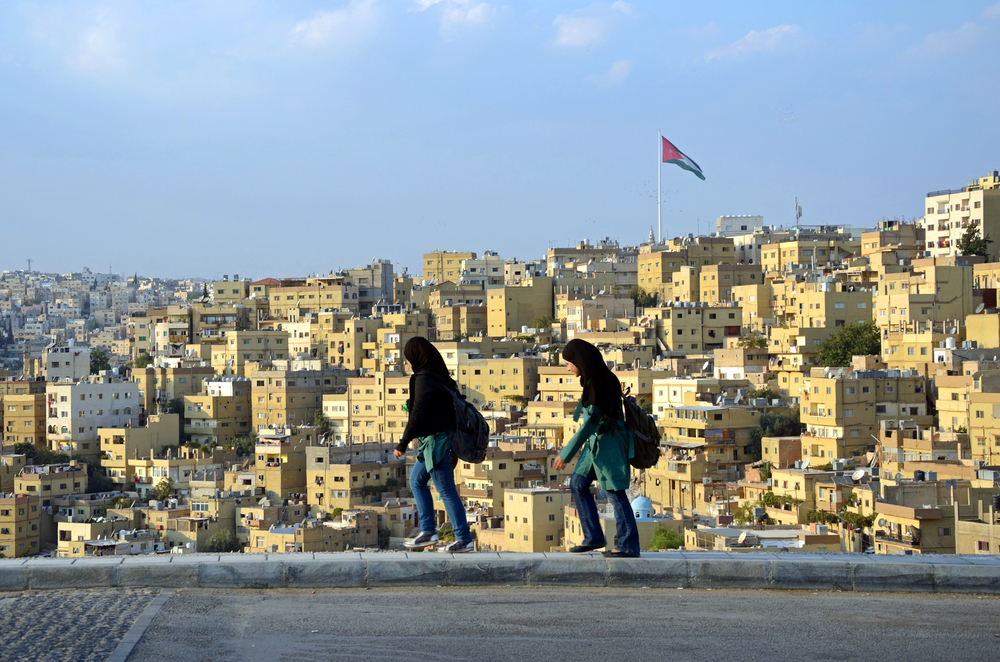 Amman, Jordan Named World's 3rd Ugliest City | Green Prophet