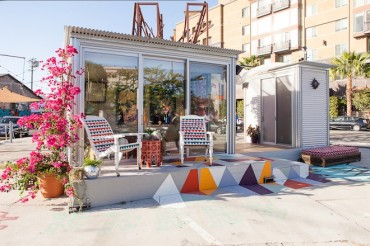 Adorable AirBnB Pop Up Home in L.A. Boasts Sultry Moroccan Decor