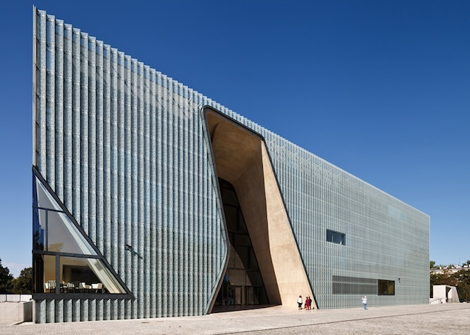 Breathtaking New Museum on Warsaw Ghetto Site Commemorates Polish ...