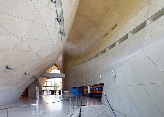 Museum of the History of Polish Jews, Lahdelma & Mahlamaki, Holocaust, Polish Jews, Urban Design, Historical Design, daylighting, natural ventilation, Warsaw Ghetto, Poland