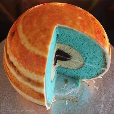 Amazing Cakes That Are Out of This World!