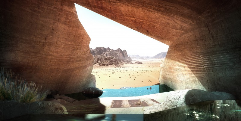 Gorgeous resort proposed for Wadi Rum: sensitive beauty or eco-beast?