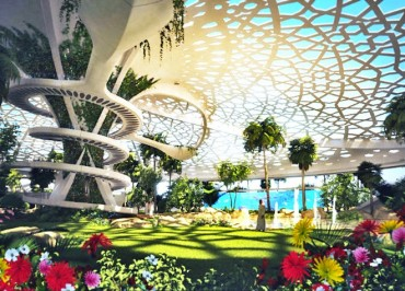 'A Palace for Nature' kills the idea that rich Arabs aren't green