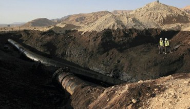 Massive Negev oil spill in Israel will take years to clean up