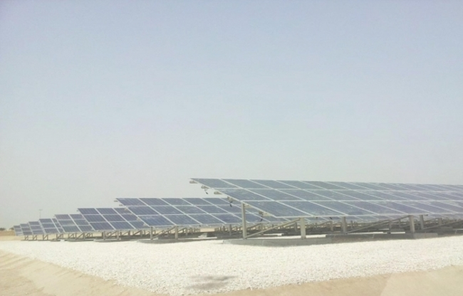 Bahrain generates oil and brains using 5 MW solar power