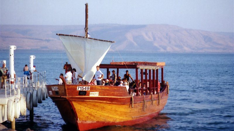 Water crises at the Sea of Galilee. What would Jesus say?