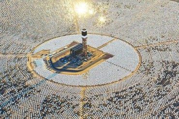 BrightSource's Ivanpah, the world's largest solar thermal project, is live