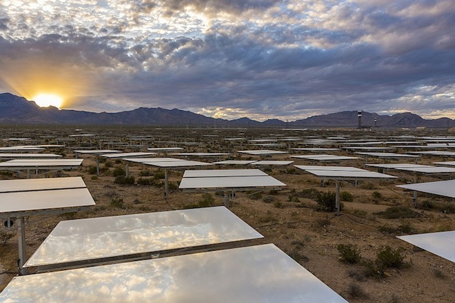 Brightsource S Ivanpah The World S Largest Solar Thermal