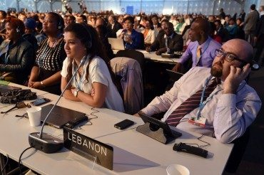 Paris climate talks extended another day