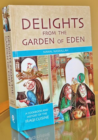 Delights From The Garden of Eden by Nawal Nasrallah – Our Book Review