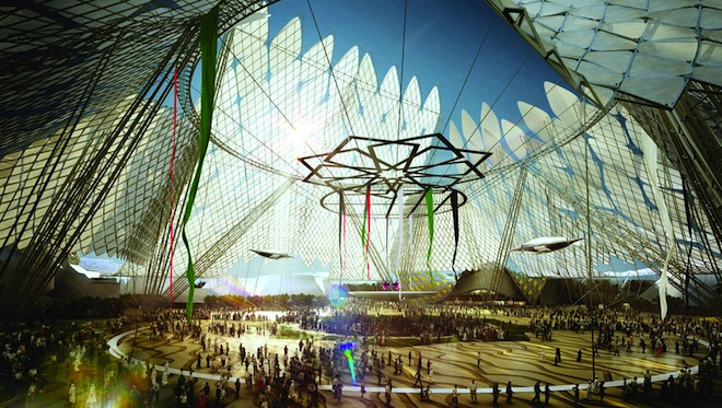 Dubai Expo 2020, solar canopy, working conditions, energy efficiency, clean tech, green tech, Dubai workers,