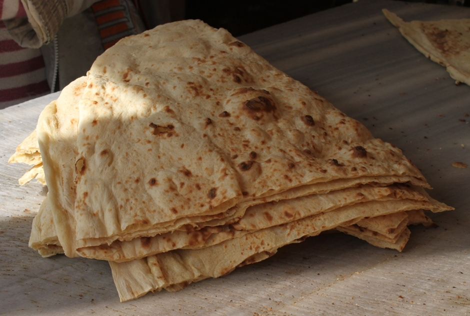 Arab flatbread