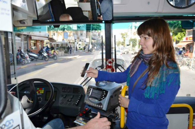 HopOn-bus-payment-system-israel