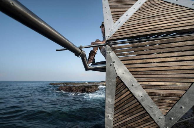 IRIS, Najjar & Najjar Architects, Beirut, urban development, mediterranean sea, fishermen in Beirut, low impact design beirut, green designers beirut, sustainable design