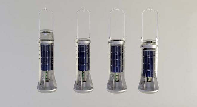 Infinite Light, Designnobis, solar-powered lighting, recycled soda bottles, recycled plastic bottles, recycled materials, upcycling, solar power, clean tech, green gadgets