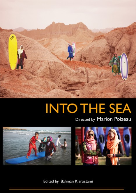 Documentary poster for Into the Sea.
