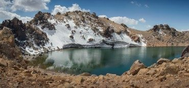 Project Pressure captures Iran's melting glaciers (PHOTOS)