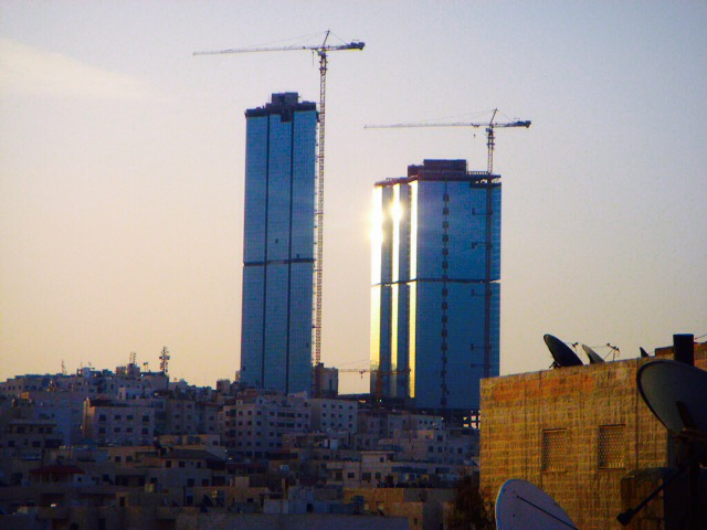 Amman Jordan green building