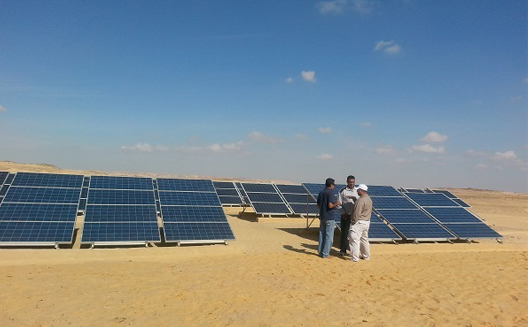 KarmSolar-Egypt-solar power-renewable energy