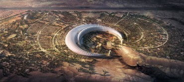 Saudi Arabia to grow world's largest crescent-shaped Garden of Eden
