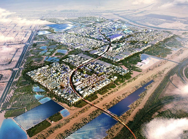 Masdar City, Masdar City's first Houses, eco-city, Abu Dhabi, Masdar City Homes, Woods Bagot, green design, Middle East eco-city, MIST