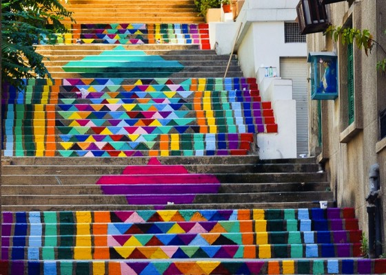 Beirut Residents Revolt Against Plan to Destroy Iconic Massad Stairs