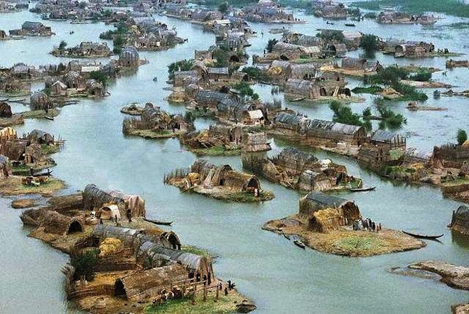 Garden of Eden's Mesopotamian Marshlands in Iraq May Get An Eco Uplift