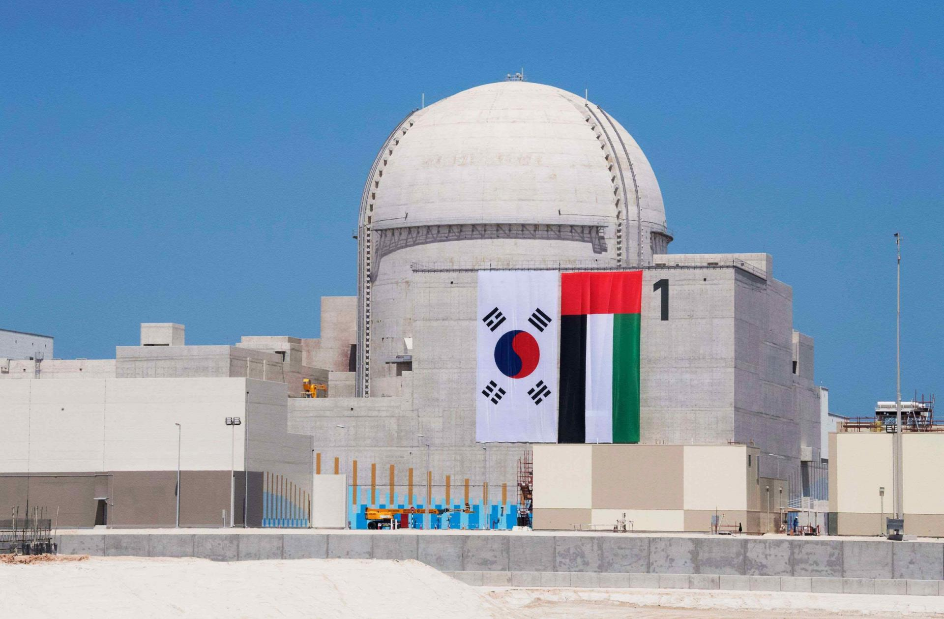 Greenpeace against Arab world's first nuclear power plant