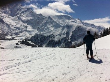 Ski the Middle East with a natural born skier