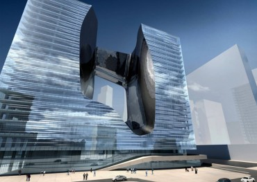 Opus Tower: Zaha Hadid's latest luxury composition in Dubai