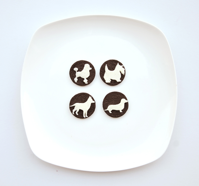 Red Hong Yi oreo animals