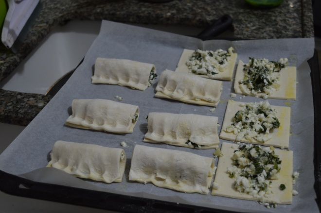 spinach cheese burekas recipe