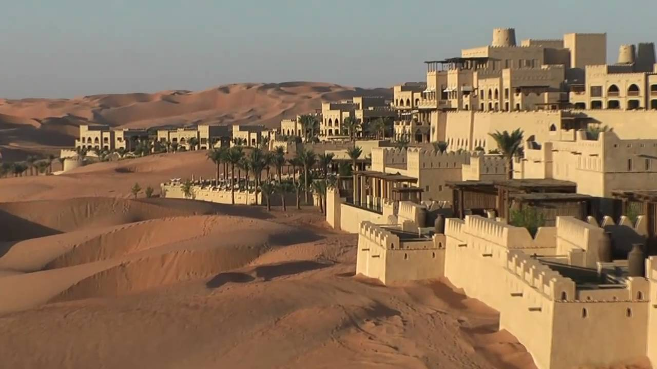 The Burj Al Arab And The Qasr Al Sarab Desert Resort Offer Luxury Around The Eco Green Prophet