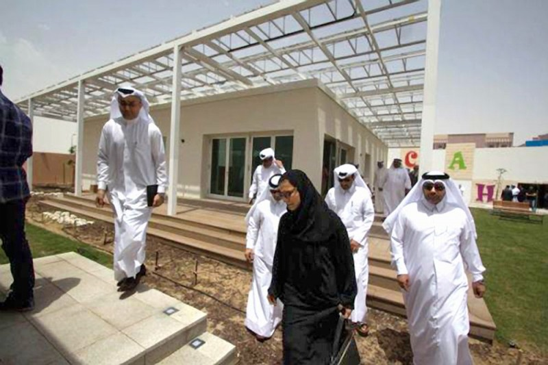 Will Qatar's Passivhaus Baytna experiment perform in intense heat?